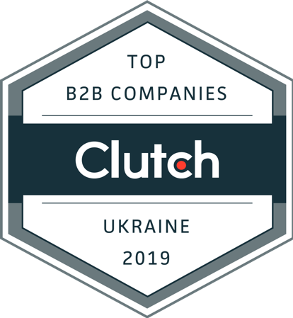 Demigos is a top B2B company in Ukraine in the creative and design category!