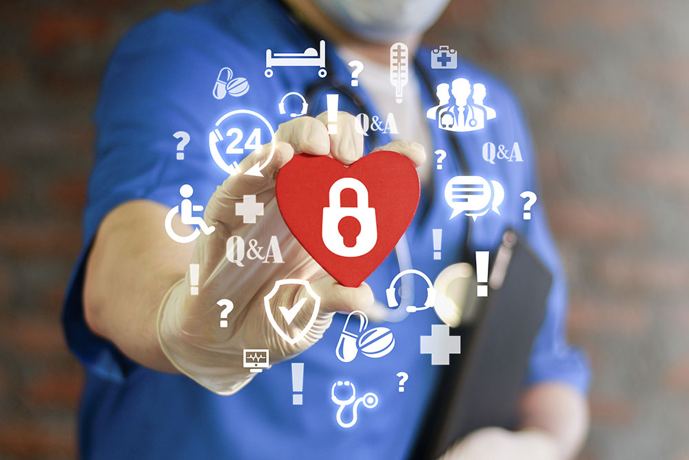 security is vital for proper IoT sensor data integration in healthcare