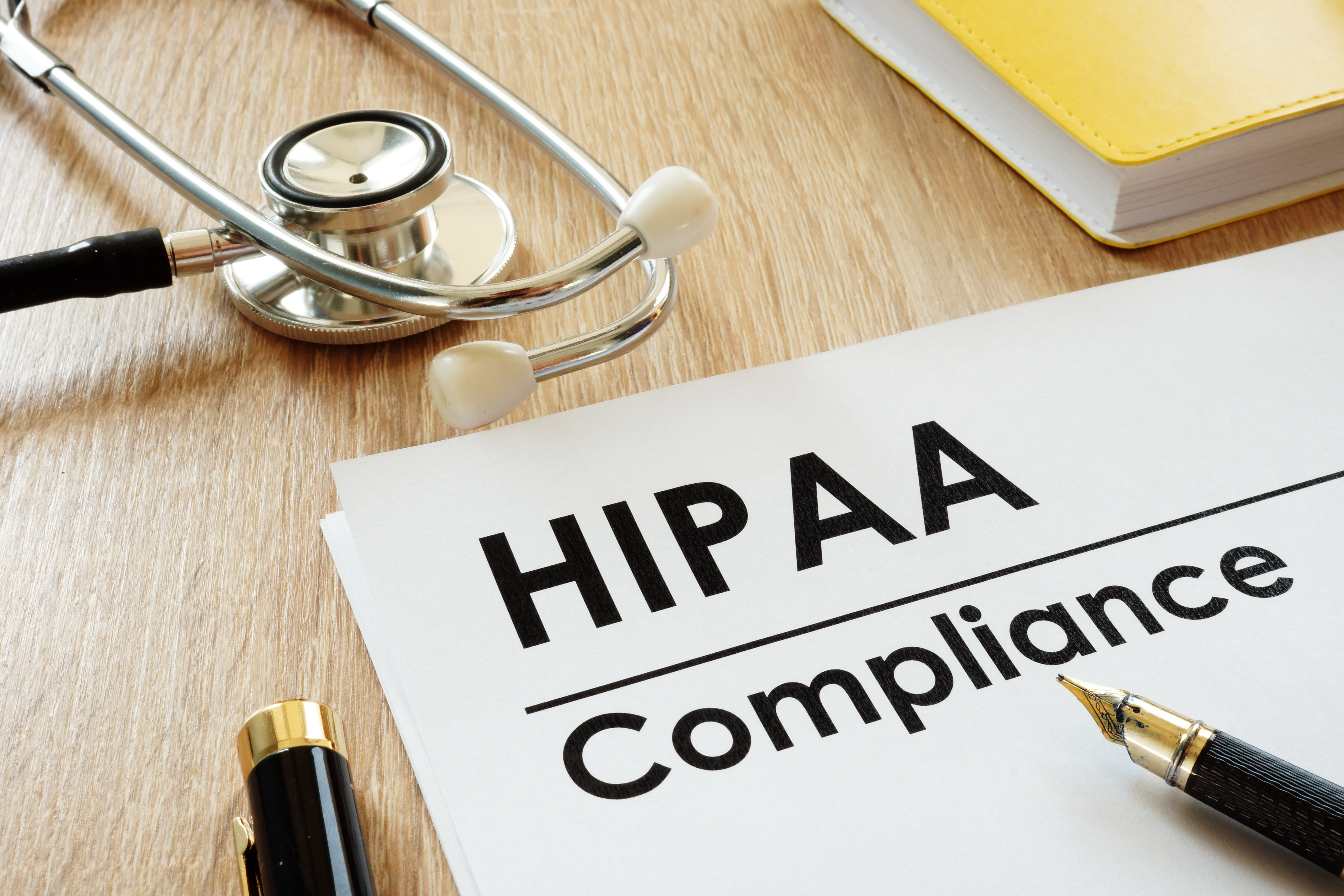 Complying with HIPAA standards is a must when integrating telehealth into your healthcare solution.